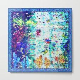 """Shell Echos"" by surrealpete Metal Print"