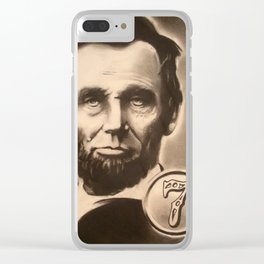 ABE Clear iPhone Case