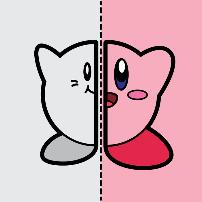 Old & New Kirby Comforters