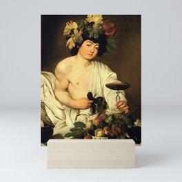 Merisi da Caravaggio - Bacchus Mini Art Print
