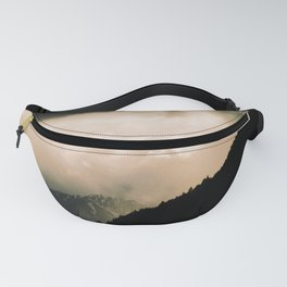 Alpes reality show Fanny Pack