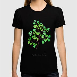 Maiden hair fern T-shirt
