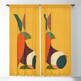 Rabbit Blackout Curtain