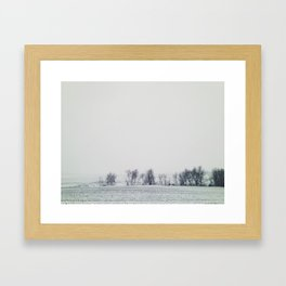 Morrill Framed Art Print