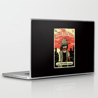 grimes Laptop & iPad Skins featuring Walker Grimes by Stationjack