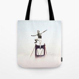 SF Athlete Tote Bag