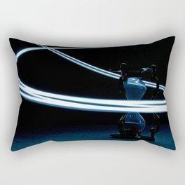 Sand of Time Rectangular Pillow