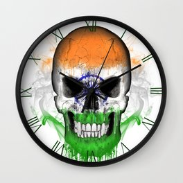 To The Core Collection: India Wall Clock