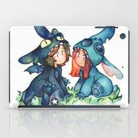 stitch iPad Cases featuring stitch  by noCek