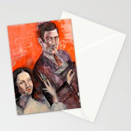 Quiet and Cool: Sachiko and Toshiro Mifune Stationery Cards