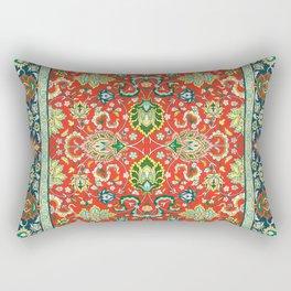 Persian Rug Rectangular Pillow