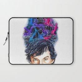 Sherlock Holmes: Mind Palace Laptop Sleeve