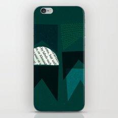 Stacks iPhone & iPod Skin