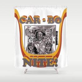 CarBoNite! Shower Curtain