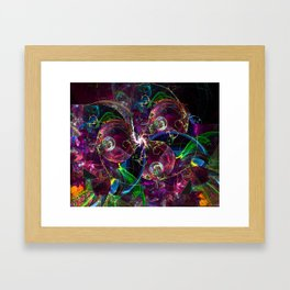 Reality Rising... Framed Art Print