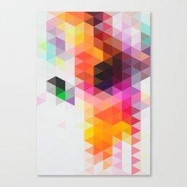 Rainfall 01 Canvas Print