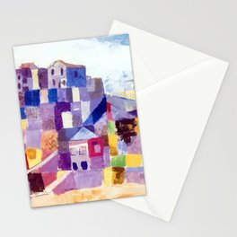 Paul Klee Sicily Stationery Cards