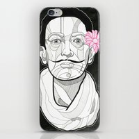 dali iPhone & iPod Skins featuring Dali by DonCarlos