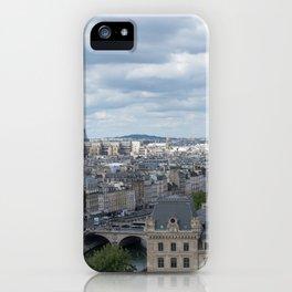 Notre Dam iPhone Case
