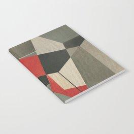 Geometric Fox Notebook