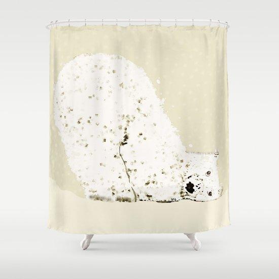 bears life 2 Shower Curtain