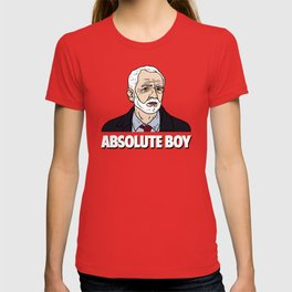 Jeremy Corbyn Absolute Boy T-shirt