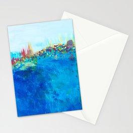 Ocean Sun Stationery Cards