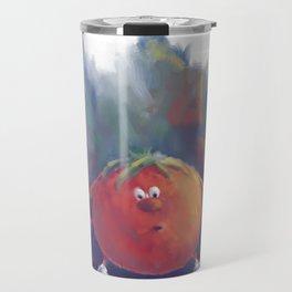 Tomato Dismay by dana alfonso Travel Mug