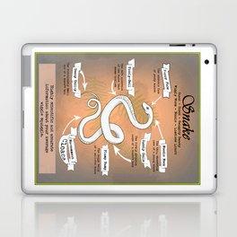 Snake Science Laptop & iPad Skin