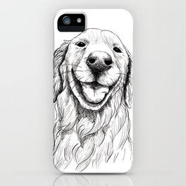 Goldie is Your Friend iPhone Case