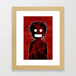 Pharmakembru The Face - Alex Andrews Framed Art Print