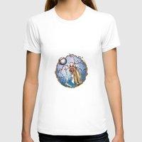 princess mononoke T-shirts featuring Princess Mononoke by Jena Sinclair
