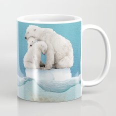 polar ice cream cap 02 Mug