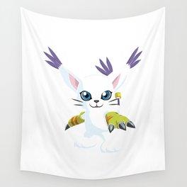 DIGIMON - Gatomon Wall Tapestry
