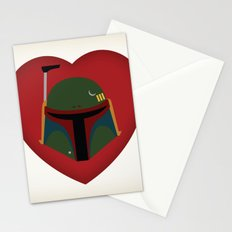 Fett Love (Boba Fett) Stationery Cards