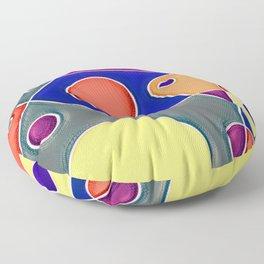 Klee No. 72 Floor Pillow