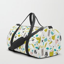 Cocktail Hour Duffle Bag