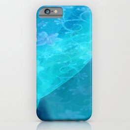ghost in the swimming pool #003 iPhone Case