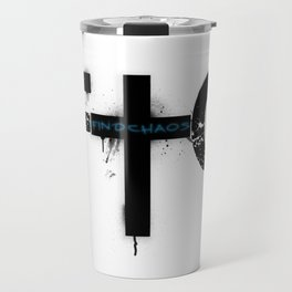 FindChaos - Logo Travel Mug