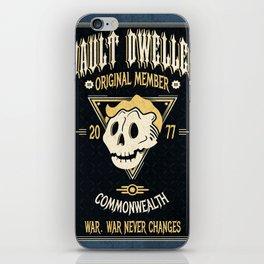 Vault Dweller iPhone Skin