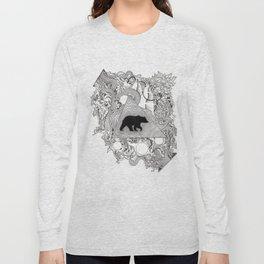 Bear Quintessence Long Sleeve T-shirt