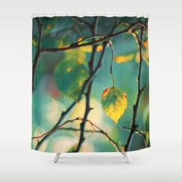 Son of the Forest Shower Curtain
