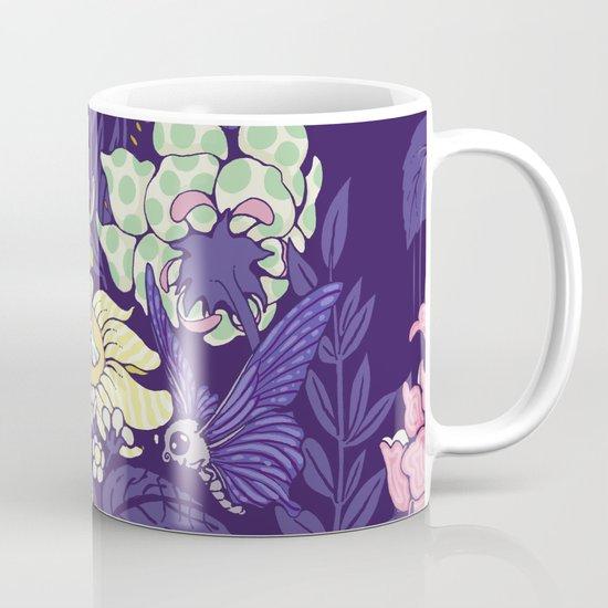 Garden party - blueberry tea version Mug