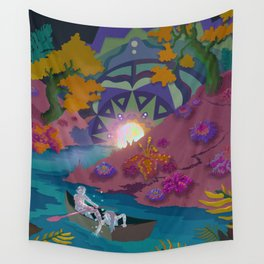 Going Nowhere Wall Tapestry