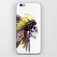 native american iPhone & iPod Skins featuring Native by @Subliminal_society