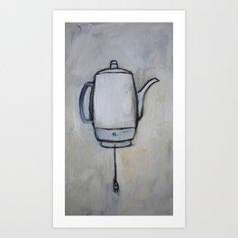 Coffee Pot - Percolator  Art Print