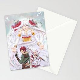CHILDREN OF MISFORTUNE Stationery Cards