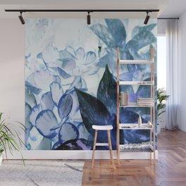 """ Foliage "" Wall Mural"