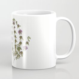 Wild violet flowers Coffee Mug