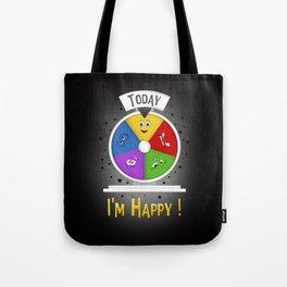I am Happy Tote Bag
